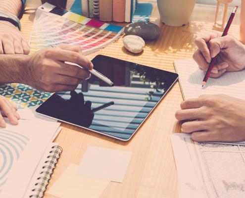 Corporate Design - goodRanking Online Marketing Agentur Berlin