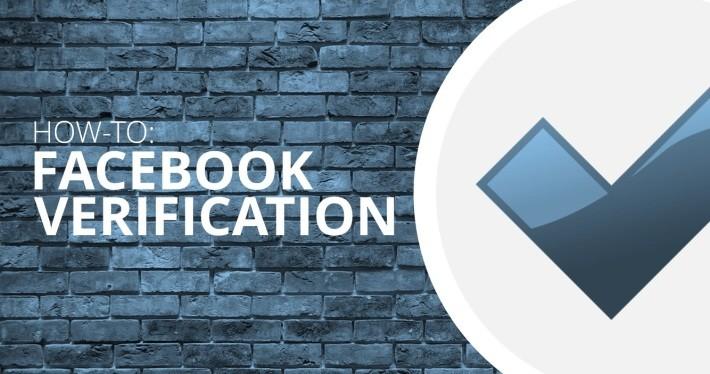 In wenigen Schritten zur Verifizierung Ihres Facebook-Profils