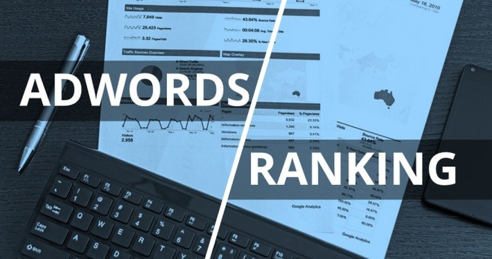 adwords seo ranking